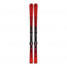 Atomic Skis Redster S9 + bindings X 12 GW red