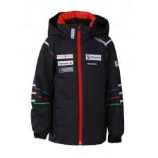 JUNIOR SKI JACKET DESCENTE SWISS WCUP 2