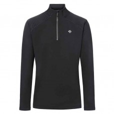Mъжка блуза Piccard DESCENTE черна