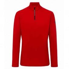 Mъжка блуза  Hans DESCENTE червена