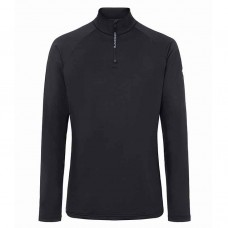MEN'S T-NECK SHIRT HANS DESCENTE black