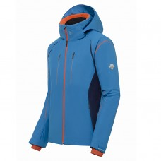 Men's Jacket Descente Isak airway blue