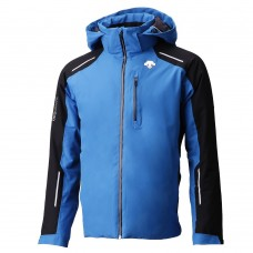 Men's Jacket Descente Challenger Airway Blue/Dark Night