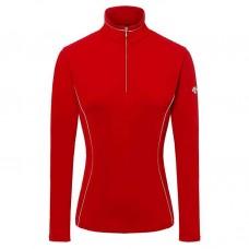 Дамска блуза DESCENTE Jamee червена