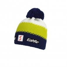 Детска шапка  EISBAR STAR POMPON MU SP kids col 628