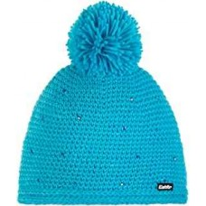Eisbär Girls NOLA Pompom Crystal Mü Kids Hat col.792