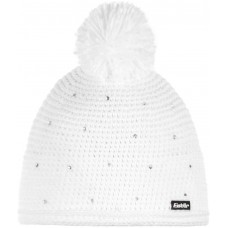 Eisbär Girls NOLA Pompom Crystal Mü Kids Hat col.100
