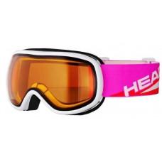 Goggles HEAD NINJA wht/pink