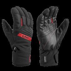 Gloves LEKI SPACE GTX blk/red