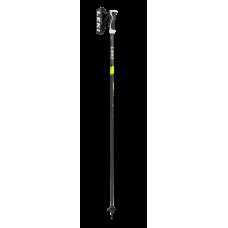 LEKI Neolit Ski poles  black/anthracite/white/yellow