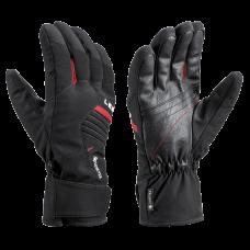 Gloves LEKI SPOX GTX blk/red