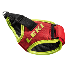 LEKI Trigger S Frame Strap red/yellow