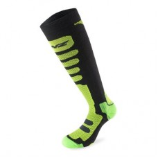 Socks for FREE TOUR 1.0 black/lime