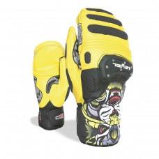 Gloves Level SQ CF Мitt yellow