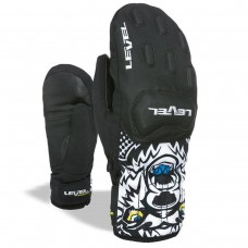 Gloves Level Race Jr mitt blk