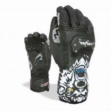 Gloves Level SQ CF  black