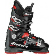 Ski boots NORDICA SPORTMACHINE 80 blk/red