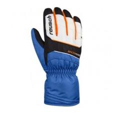 Gloves REUSCH SNOW KING blue