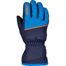 Gloves REUSCH ALAN  JUNIOR brilliant blue/navy