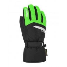 Gloves REUSCH BOLT GTX JINIOR green decko/black