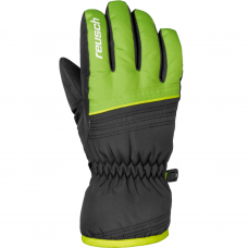 Gloves REUSCH ALAN  JUNIOR black/neon green