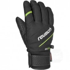 Gloves reusch Luke R-TEX 716 BLK/GREEN