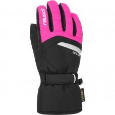 Gloves REUSCH BOLT GTX JINIOR black/pink glo