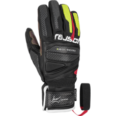 Gloves REUSCH MARCEL HIRSCHER blk/fire red