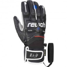 Gloves ALEXIS PINTURAULT GTX black/imperial blue