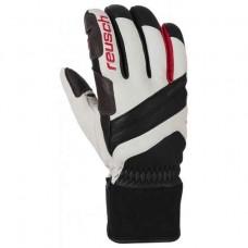 Gloves REUSCH MARSEL HIRSCHER wh/black