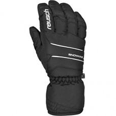 Gloves REUSCH SNOW KING black