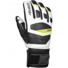 Gloves REUSCH MASTER PRO wht/lime green