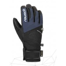 Gloves REUSCH BEAT GTX  black/dress blue