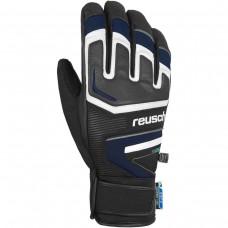 Gloves REUSCH THUNDER  R-TEX XT black/dress blue