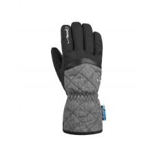 Gloves REUSCH LENDA R-TEX XT black/black melange