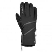 Gloves REUSCH LORE STORMBLOXX black/silver