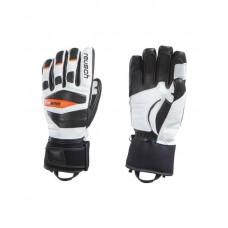 Gloves REUSCH MASTER PRO white/orange popsicle