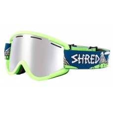 Googles SHRED NASTYFY NEEDMORESNOW silver