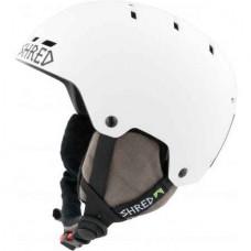 Helmet SHRED BUMPER NOSHOCK BLEACH
