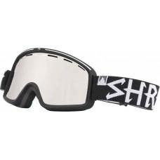 Goggles SHRED MONOCLE ECLIPSE silver