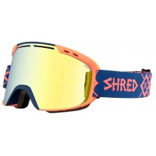 Goggles SHRED SMARTEFY BIGSNOW NAVY/RUST