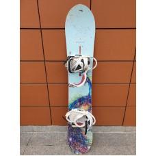 Snowboard BURTON LIPSTICK