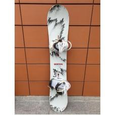 Snowboard BURTON FEELGOOD wht
