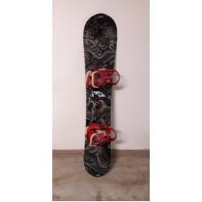 Snowboard BURTON X8 157