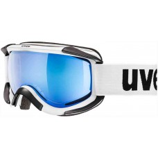 Goggles UVEX SIOUX white-black dl/LM blue
