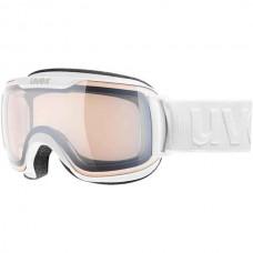 Goggles UVEX DOWNHILL 2000 FM white dl/silver-ro