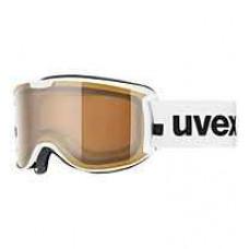 Goggles UVEX SKYPER white mat dl/pola-clear