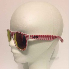 Sunglasses  UVEX 1701 Tracht red