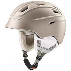 Helmet UVEX FIERCE PROSECCO met mat