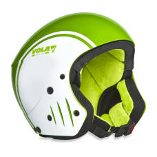 Helmets VOLA FIS APFEL green